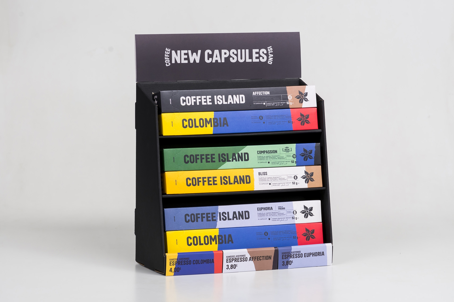 CAPSULE Packaging